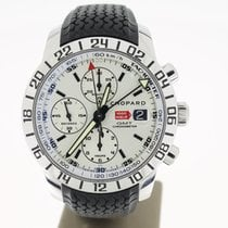 ショパール (Chopard) Mille Miglia GMT Chrono Steel (B&P2009) Steel