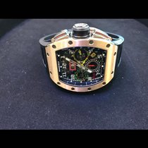 Richard Mille RM 011 02 GMT Rose Gold