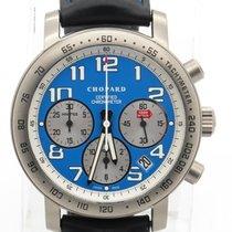 Chopard Vintage Blue Chronograph Ref. 8915 Men's Automatic...