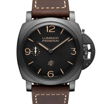 Panerai PAM00617 Luminor 1950 Titanio in DLC Coated Titanium -...