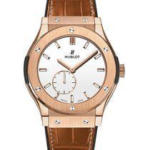 Hublot Classic Fusion  18k Rose Gold Mens WATCH 515.OX.2210.LR
