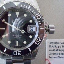 Davosa Ternos Diver Ref 16155550 Ceramic Bezel ETA 2824-2