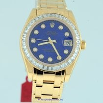 Rolex Pearlmaster Ladies 81308BR Pre-Owned