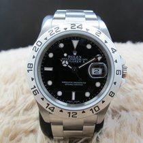 Rolex EXPLORER 2 16570 Black Dial (SEL) Mint Condition