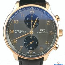 IWC Portugieser Chronograph Rosegold incl 19%  MWST