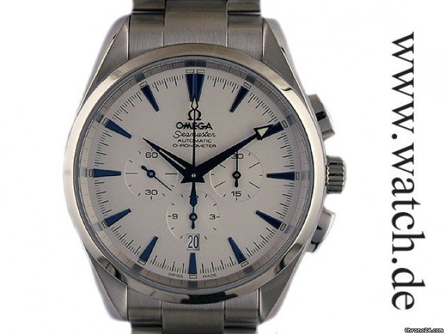 Omega Seamaster Aqua Terra Chronograph 42mm