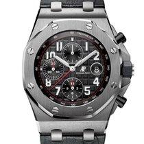 Audemars Piguet royal oak offshore chronograph black red new...