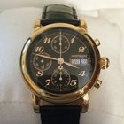 Montblanc Meisterstuck Star Collection Gilt Chronograph Automatic