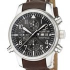Fortis F-43 Flieger Chronograph Alarm GMT Stahl Automatik...