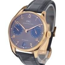 IWC Portuguese 7 Day Power Reserve