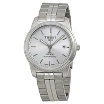 Tissot PR100 Automatic Stainless Steel Men's Watch