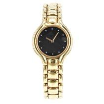 Ebel Beluga 18k Yellow Gold 866960 Women's Dress Watch