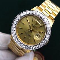 Rolex President Day Date Diamond Bezel