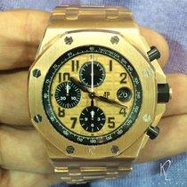 Audemars Piguet Royal Oak Offshore Chronograph Rose Gold 26470OR