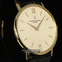 Vacheron Constantin Ultra-thin 33060 oro giallo Scatola e...