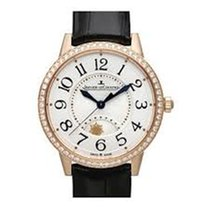 Jaeger-LeCoultre Rendez-Vous Night Day 18K Rose Gold Automatic...