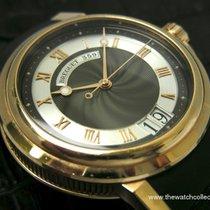 """Breguet : Marine Chronometer """"Ref. 5817"""" Or Rose  Full..."""