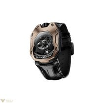 Urwerk Knight 18K Rose Gold Leather Men's Watch