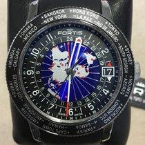 Fortis B-47 World Timer GMT