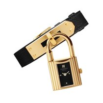 Hermès Kelly Steel Ladies PM Quartz Watch Ref KE1.201.370/UNO