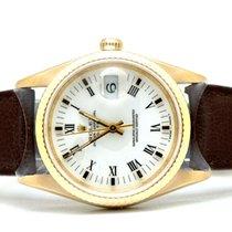 Rolex Date 18k Solid Gold 15238
