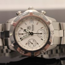 TAG Heuer Chronograph Sport CN2110-0 Clean in Holder