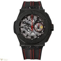 Hublot Big Bang 45 mm Ferrari All Black Ceramic Men`s Watch