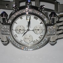 Chopard Imperiale Chronograph Stainless Steel Automatic Diamonds