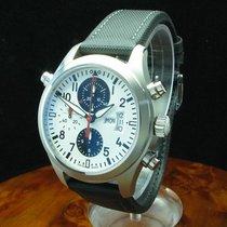 IWC Spitfire Doppelchronograph Limitierte Auflage Box &...