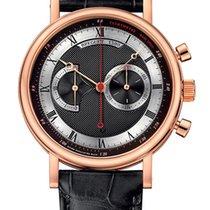 Breguet Brequet Classique 5287 18K Rose Gold Men's Watch