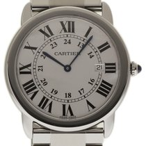 Cartier Ronde Solo 36mm WSRN0012 Automatic Steel Box/Paper/2Yr...