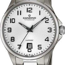 Candino Klassik C4608/1 Damenarmbanduhr Swiss Made