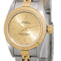"Rolex Non-Date ""Oyster Perpetual""."