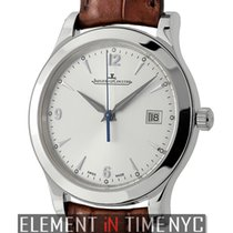 Jaeger-LeCoultre Master Control Stainless Steel 40mm Silver...