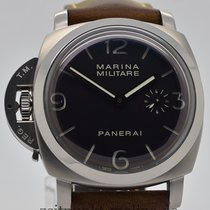 Panerai Marina Militare Lefthander, PAM00217, Ref. OP6645, Bj....