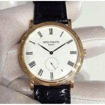 Patek Philippe [NEW][SPECIAL] Calatrava Rose Gold Watch 5119R-001