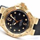 Bulgari Acqua Scuba 18KT Gold 42MM Extra Large Watch