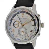 Maurice Lacroix Masterpiece Worldtimer MP6008-SS001-110 Watch