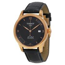 Tissot Le Locle Automatic COSC Black PVD Men's T006408360570