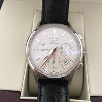 Longines Flagship Heritage Chronograph Men Leather -42% OFF