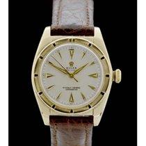 Rolex - Oyster Perpetual -Bubbleback- Ref.: 5015 - 14.K.Gg. -...