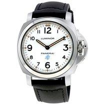 Panerai Luminor Base Logo Acciaio Men's Hand Wound Watch