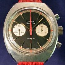 ZentRa Savoy Chronograph Handaufzug von 1974 - unbenutzt