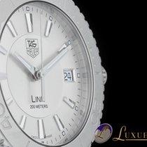 TAG Heuer Link Quarz   Diver Watch Edelstahl   39 mm