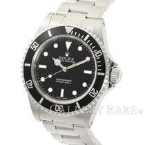 """Rolex Submariner No Date Steel 40MM """"Y Series"""""""