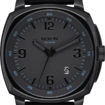 Nixon Charger A1072-001 Herrenarmbanduhr Design Highlight