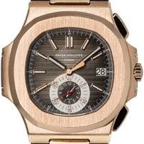 Patek Philippe Nautilus Chronograph 18ct Rose Gold