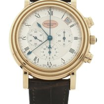 Parmigiani Fleurier Toric Chronograph 18kt Rose Gold Mens Watch