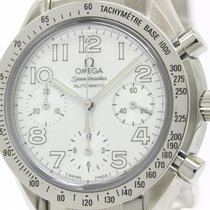 Omega Polished Omega Speedmaster Reduced Mop Dial Automatic...