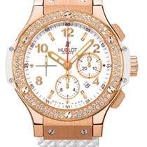 Hublot Big Bang Porto Cervo 18K Rose Gold & Diamonds...